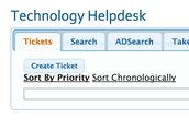 Help Us Help You!  New and Improved Helpdesk Ticket Tracking