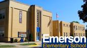 Emerson Elementary School   / Escuela Primaria Emerson