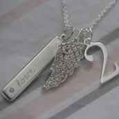 Make your sterling silver charm story...