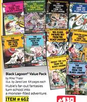 Black Lagoon Value Pack!