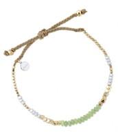 Foundation Bracelet -green
