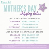Ordering & Shipping information