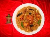 Oman's food.