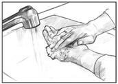 Wash your hands always !!!!