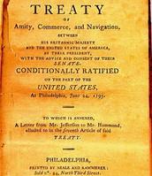 The Jay Treaty