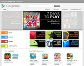 Google Play on a PC