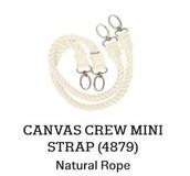 Canvas Crew Mini Strap