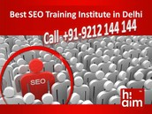 Best SEO Training Institute in Delhi/NCR