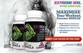 What is Extreme MXL Muscle Building Supplement?