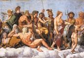 Kreeka jumalad