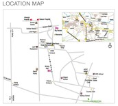 Godrej Horizone location plan