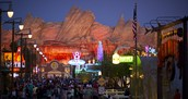 Movies translating to theme parks