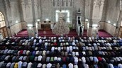 Islam temple of worship
