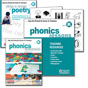 Fountas and Pinnell Phonics Resources