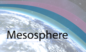 The Mesosphere.