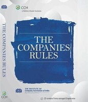 The Companies Rules