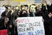 Women's isolation