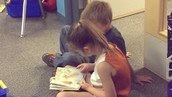 Read to a Buddy
