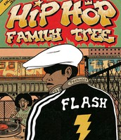 Hip Hop Family Tree by Ed Piskor