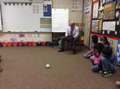 Demonstrating Sphero