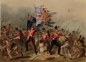 1838-1842 Opium War in China