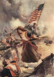 Vote For Margaret Corbin, the Heroine of Fort Washington, as the Most Valuable Woman of the Revolution!
