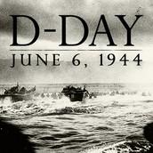 Goals of D-day