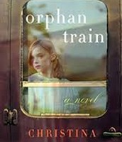 WEDNESAY: Book Club,  The Orphan Train