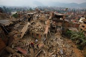 The earthquake that destroyed Nepal. What were the causes for this tragedy?