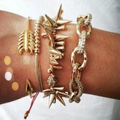 HAVE AN ARM PARTY!