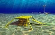 under water storage