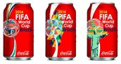 Coke sponsors FIFA every year!