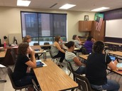 iMovie Class at Summer Institute