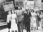 Protests against segregation