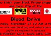 JOYFM BLOOD DRIVE