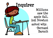 An Inquirer is...