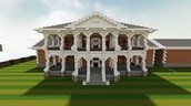 Minecraft Plantation Masters House