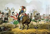 The Defeated French and Scots