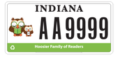 New License Plate Can Support Your District, Promote Reading