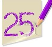 El 25