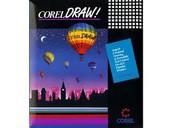 CorelDraw was released in 1989