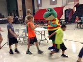 High Fives for Froggy