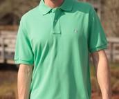 La camisa verde