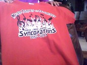 My Syncopations T-shirt