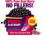 Pure Acai Berry not only helps you lose weight, it helps you stay healthy.