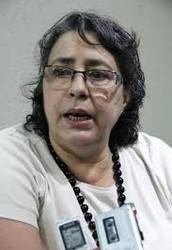 Nació en Bogotá D.C. el 14 de diciembre de 1951. Dra. en Psicología Social de la PUJ