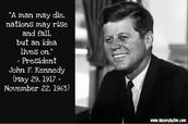 JFK saying