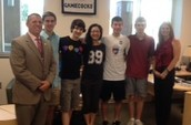 Gators of the Week - National Merit Semifinalists