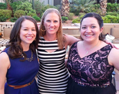Corinne, Emily, & Julia