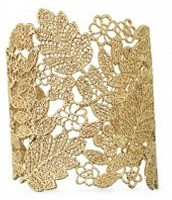 Chantilly lace cuff (current)